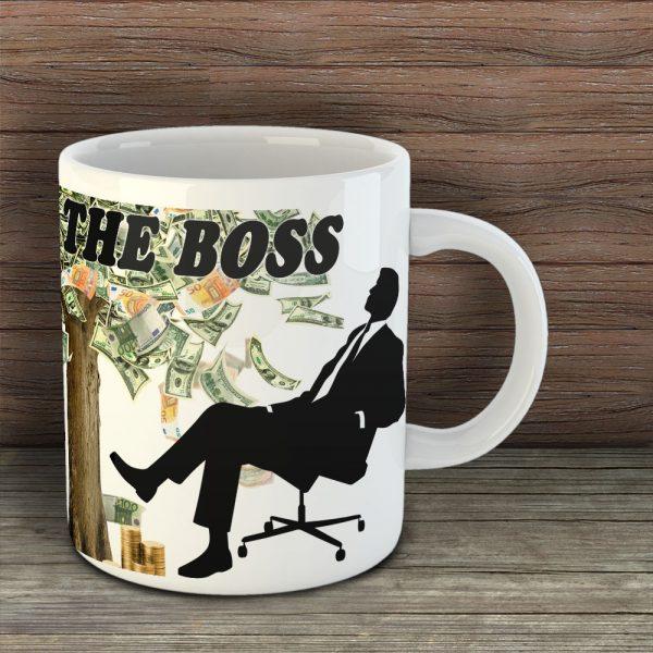 Чашата на шефа