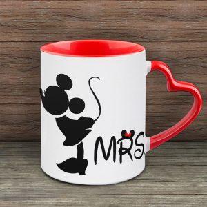 Чаши Мики и Мини - комплект