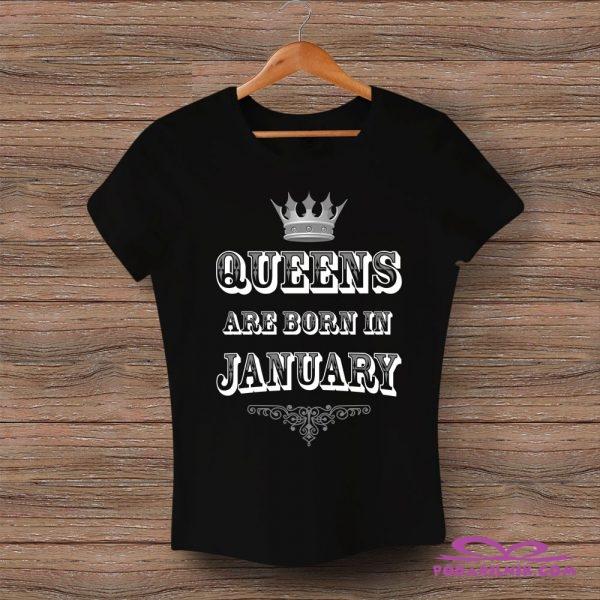Тениска Кралиците са родени през