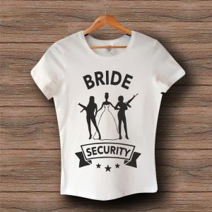 Тениска Bride Security