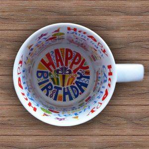 Чаша със снимка Happy Birthday
