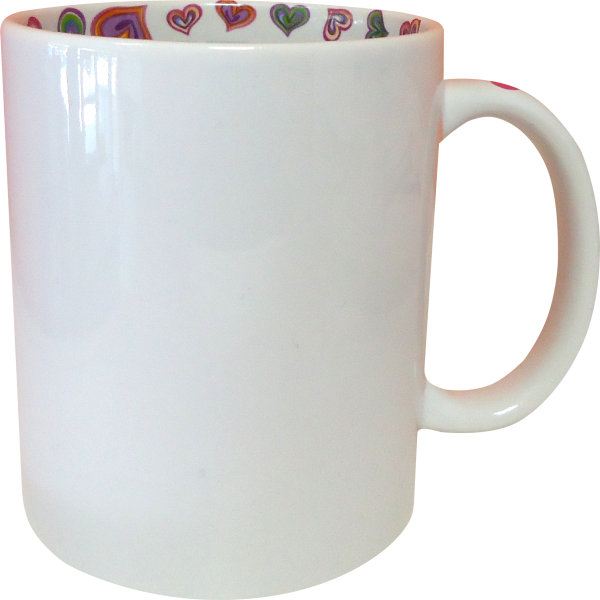 Чаша със снимка LOVE