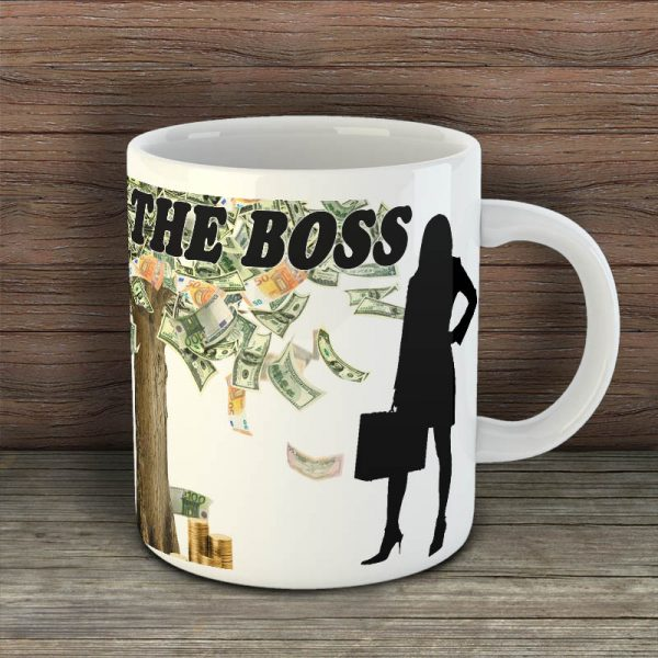 Чашата на Шефката