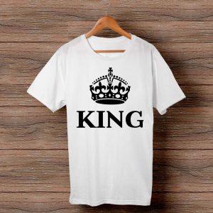 Тениска KING с корона