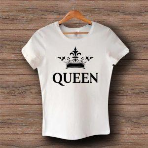 Тениска QUEEN с корона