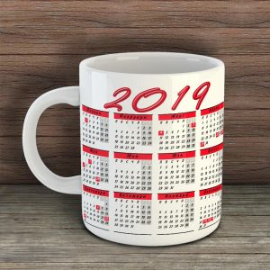 Чаша Календар 2019