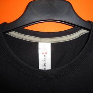 Тениска със снимка - Payper, Черна