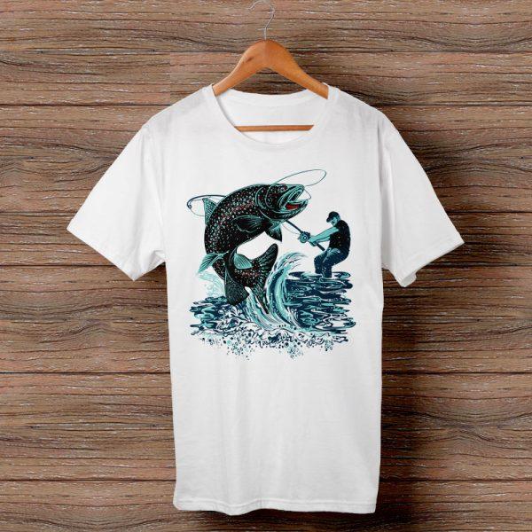 Тениска Риболов