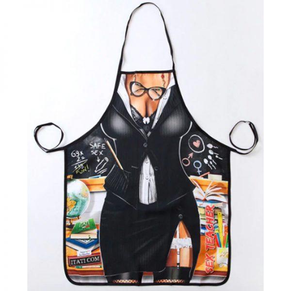Престилка за готвене Секси Учителка