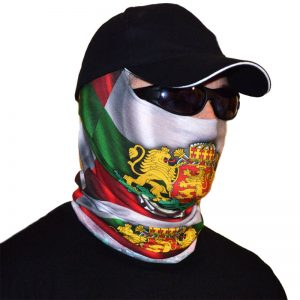 Бандана за глава БГ Флаг