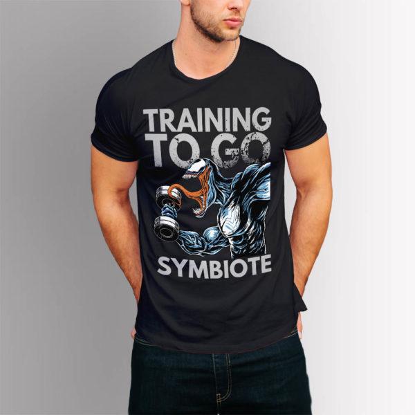 Фитнес тениска Venom Training