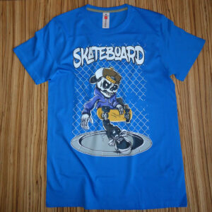 Тениска за скейтбордисти
