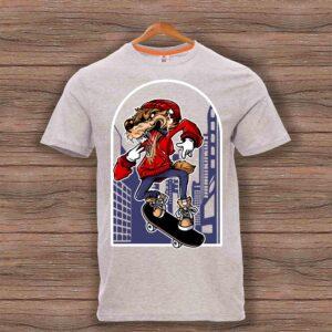 Скейтърска тениска 001