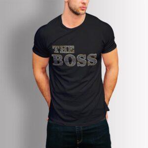Тениски The Boss и The Real Boss
