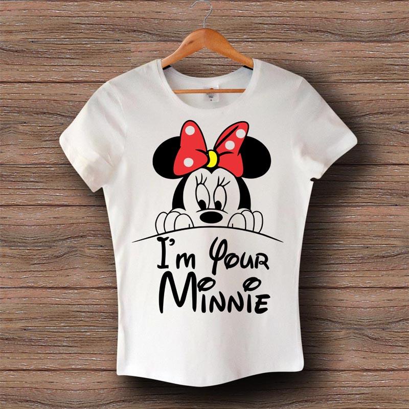 Тениски I'm Your Mickey - I'm Your Minnie