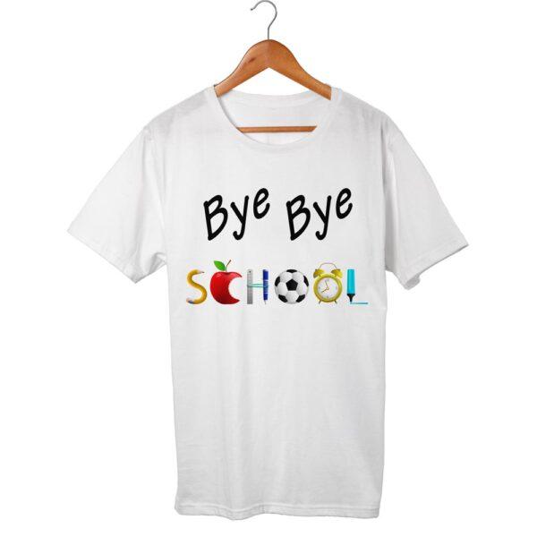 Абитуриентска тениска #2 Bye Bye School
