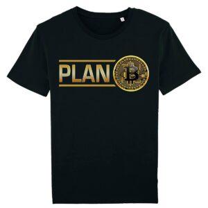 Крипто тениска - Plan B