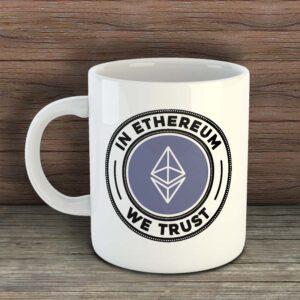 In Ethereum We Trust - Чаша