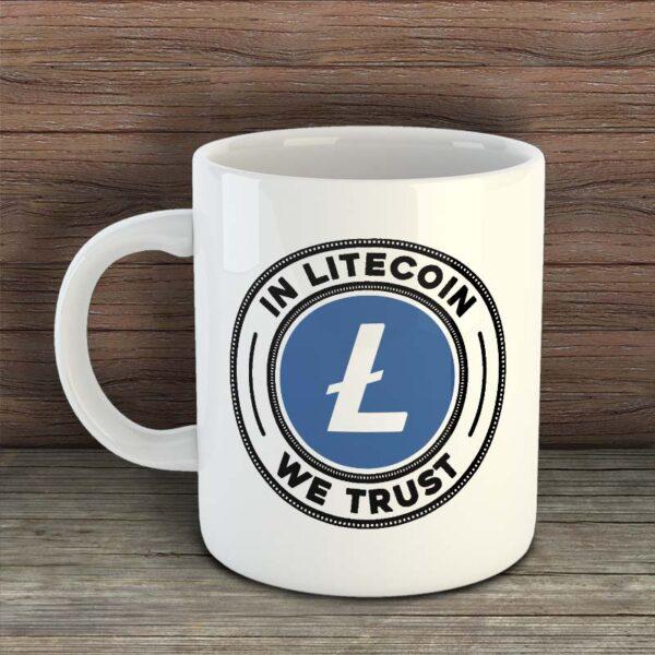 In Litecoin We Trust - Чаша