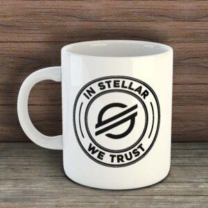 In Stellar We Trust - Чаша